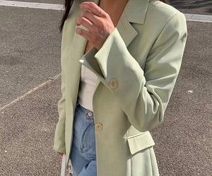 90s, aesthetic, and blazer image