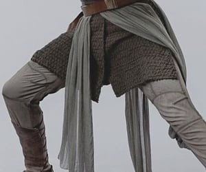 aesthetic, star wars, and rey image