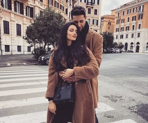 Relationship, couple goal, and cute love lovers image