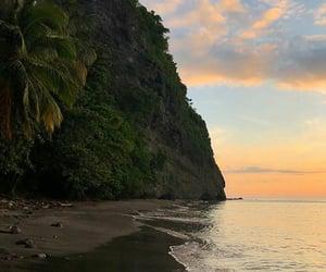 Caribbean, caribbean sea, and Island image
