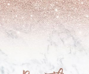 aesthetic, glitter, and marble image