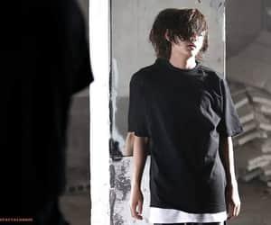 jin, namjoon, and photoshoot image