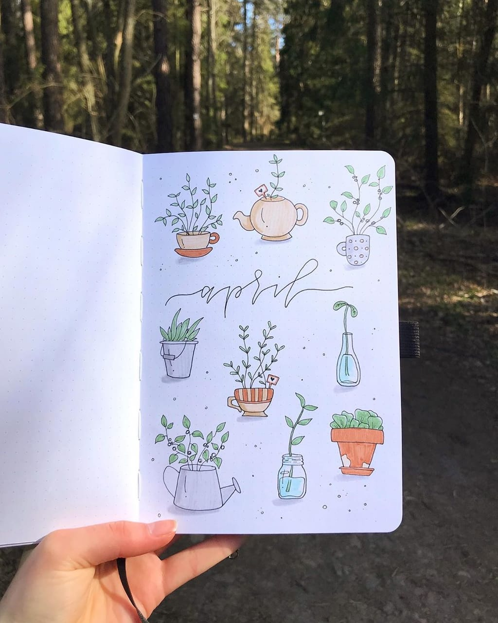 article, bujo, and bullet journal image