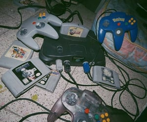 90s, grunge, and video games image