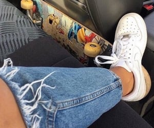 carefree, fashion, and af1s image