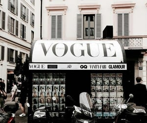 city, vogue, and fashion image