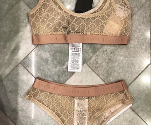 gucci, lingerie, and luxury image