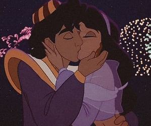 aesthetic, jasmine, and aladdin image