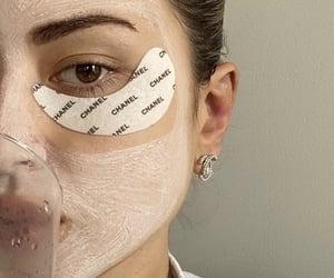 chanel, mask, and skincare image