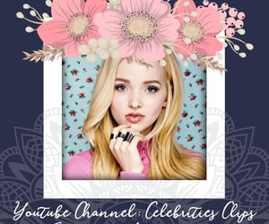 video, youtube, and dove cameron image