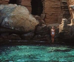 aesthetic, bikini, and girl image