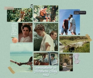 1983, peachy, and call me by your name image