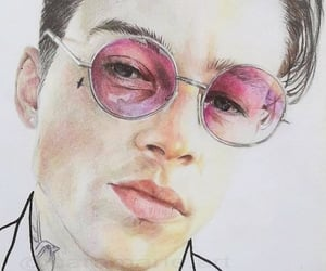 art, drawing, and Ash Stymest image