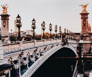 beige, lighting, and paris image
