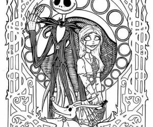 color, disney, and nightmare before christmas image