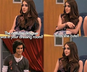 tv show, funny quotes, and victorious image