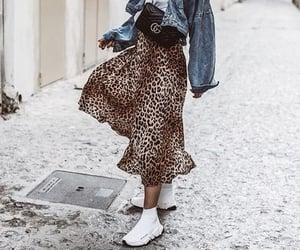 Balenciaga, fashion, and gg image