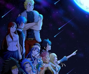 anime and fairy tail image