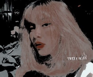 aesthetic, girls, and korean image