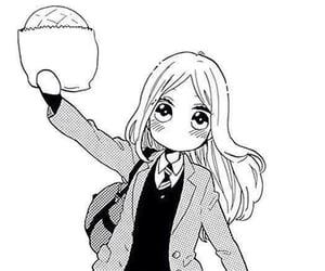 anime, manga girl, and kawaii image
