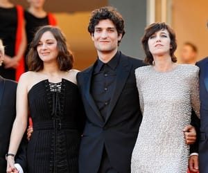 charlotte gainsbourg, Marion Cotillard, and louis garrel image