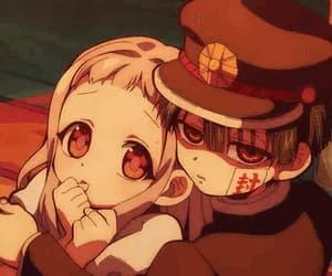 anime, gif, and jibaku shounen hanako kun image