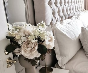 bedroom, decor, and decorations image
