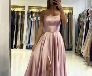 dress, evening dress, and fashion image