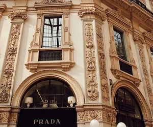 aesthetic, Prada, and architecture image