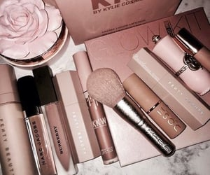 makeup, kkw, and beauty image