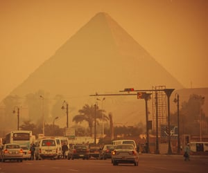 egypt, photography, and pyramid image