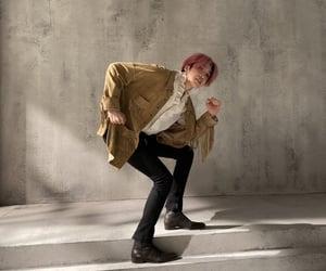 k-pop, jung wooseok, and dr. bebe image