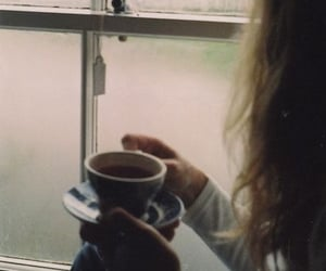 chilling, tea, and cozy image