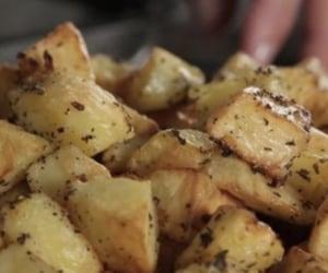 food, potato, and spice image