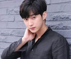 jinyoung, b1a4, and bana image