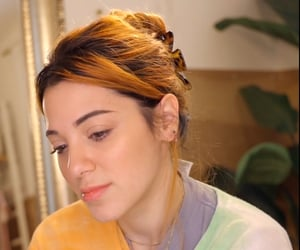 fashion, orange hair, and niki and gabi image