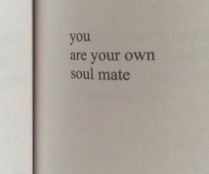 alternative, soulmate, and words image