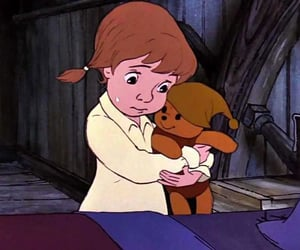 disney, walt disney, and the rescuers image