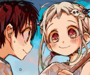 happy, anime couple, and manga image
