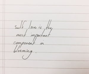 beautiful, note, and yourself image
