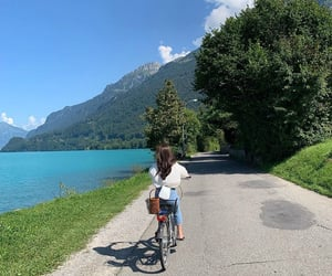 bern, bike, and girl image