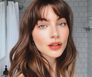 hair, girls, and inspo image