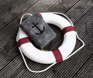 faith, life raft, and stay afloat image