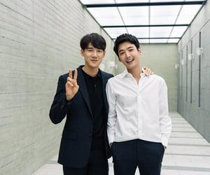 kdrama, yoo yeon seok, and jung kyoung ho image