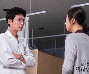 kdrama, jung kyoung ho, and hospital playlist image