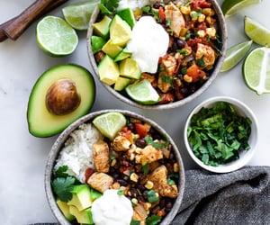 eat, yummy food, and main dish image