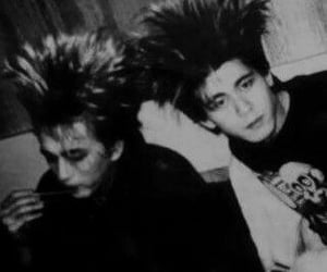80s, buck-tick, and punk image