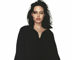 Angelina Jolie and lips image