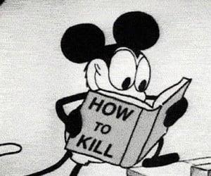 kill, mickey mouse, and how to kill image