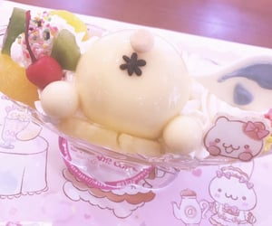 character, pompompurin, and cream image